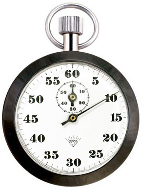 60 Minutes Stopwatch